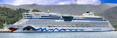 AIDAdiva in Marmaris #Kreuzfahrt #Cruiseship #Cruiseline