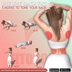 health fitness - The Best Bodybuilding Workouts Program Stay Lean With a Smart Abs Workout Routine Fitness Workouts, Abs Workout Routines, Workout Videos, Fun Workouts, Fitness Motivation, Fitness Classes, Training Motivation, Back Fat Workout, Butt Workout