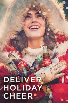 Browse unique Coca-Cola products, clothing, & accessories, or customize Coke bottles and gifts for the special people in your life. Check out Coke Store today! Christmas And New Year, Christmas Fun, Vintage Christmas, Holiday, Xmas, Coca Cola Christmas, Brand Archetypes, Coca Cola Ad, Oregon