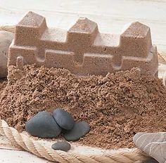 Summer Sandcastle DIY Centerpiece. countrywomanmagazine.com