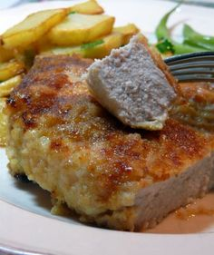 Easy Pan-Fried Pork Chops |Pinned from PinTo for iPad|