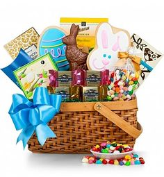 Parents to be gift ideas pinterest to be gift hampers and easter elegance gift basket negle Image collections