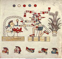 FIGURE 12 Codex Laud planche 27