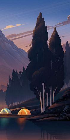Abstract Iphone Wallpaper, Graphic Wallpaper, Anime Scenery Wallpaper, Landscape Wallpaper, Dark Wallpaper, Wallpaper Backgrounds, Galaxy Wallpaper, Fantasy Art Landscapes, Fantasy Landscape