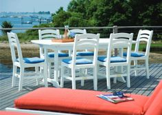 Seaside Casual Outdoor Furniture | New England Patio And Hearth