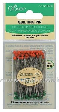 Shop online for Quilting Pins at sewandso.co.uk. Browse our great range of cross stitch and needlecraft products, in stock, with great prices and fast delivery.