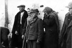 A Polish family is forcibly expelled from their town of Sieradz in central Poland. On 9 September 1939, Sieradz was attacked and occupied by German forces. Annexed by Germany, it was renamed Schieratz and administered as part of the county or district (kreis) of the same name within the Reichsgau Wartheland. The Germans expelled Polish civilians and destroyed traces of Polish culture, such as historical records, monuments, and buildings. Street names were changed from Polish to German in an…