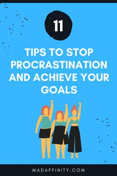 Stop procrastinating today in order to achieve your goals and dreams. Learn how to stop procrastination and why you are not lazy: it's all your brain's fault! Achieving Goals, Achieve Your Goals, How To Stop Procrastinating, Motivational Posters, Your Brain, Lazy, Success, Dreams, Learning