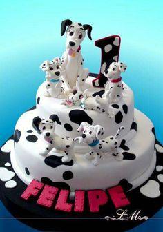 Cake: 101 Dalmations