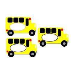 SVG  School Bus Monogram  DXF  Back to School  by AmaysingGifts