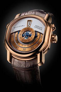 バーゼルワールド2012で発表される注目の時計- ブルガリ、ロドルフ、ウブロ、ブライトリングなどの写真1
