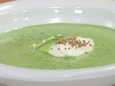 Recetas | Sopa crema de espinacas | Utilisima.com