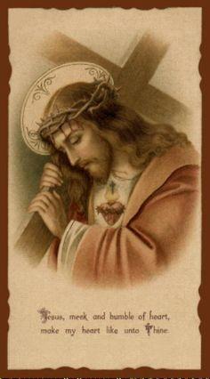 Make my heart like unto Thine.