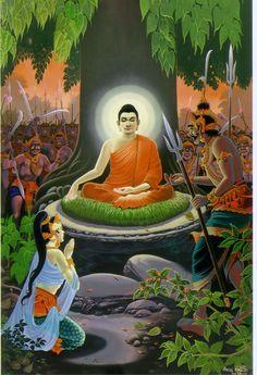 Lord Gautam Buddha HD Images and Wallpapers Mahatma Buddha, Buddha Buddhism, Meaning Of Buddha, Gautam Buddha Image, Lord Buddha Wallpapers, Buddha Painting, Buddha Artwork, Buddha Drawing, Guru Purnima