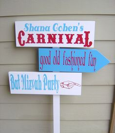 Popular items for carnival theme on Etsy