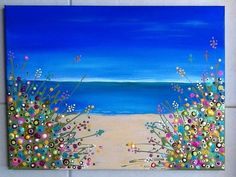 Image result for dot painting canvas art