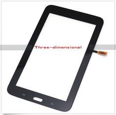 Купить товар100% OEM сенсорный экран дигитайзер для Samsung вкладке галактики 3 облегченная 7.0 T110 WIFi бесплатная доставка черный в категории Планшетные ЖК-дисплеи и панелина AliExpress.  100% OEM сенсорный экран планшета для Samsung вкладке 3 Lite 7.0 T110 Wi-Fi Бесплатная доставка черный  Беспла