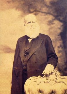 "Dom Pedro II of Brazil, ""The Magnanimous"", by Francesco Pesce"