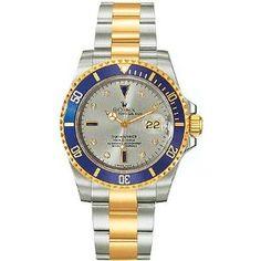 Rolex Submariner Grey Diamond Dial Oyster Bracelet Two Tone Mens Watch 16613GYDO (Watch)  http://www.amazon.com/dp/B00110ZVOI/?tag=iphonreplacem-20  B00110ZVOI