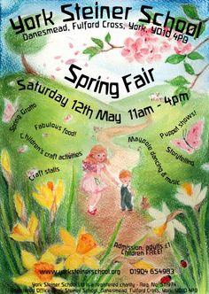 Spring Fair Poster 2012