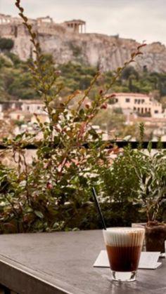 Καλησπέρα...Καλό απόγευμα και όμορφο βραδάκι να περάσετε...απογευματινό καφεδάκι κάτω από την Ακρόπολη...!!!!👌☕ - Foteini Papaioannou - Google+ Google, Plants, Flora, Plant