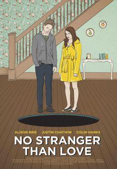 No Stranger Than Love (2015) Film Poster