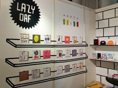 One of my favorite booths at NYIGF-Lazy-Oaf