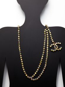 Love this Chanel Necklace