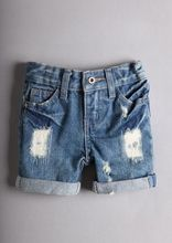 Elias Denim Shorts Cotton On Kids