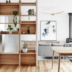Bookshelf Room Divider Wood Living Bookshelves Partition