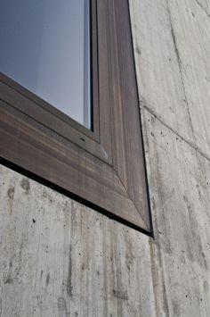 Schulhaus Paspels, Olgiati | Bauen Klettern Denken