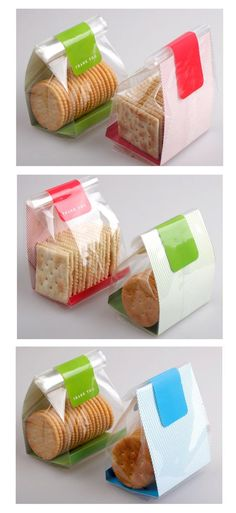 Cake Packaging, Simple Packaging, Biscuits Packaging, Pretty Packaging, Brand Packaging, Sachet, Plastic Bag Packaging, Packaging Design Inspiration, Food Design