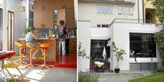 Fra bilverksted til urban bolig Loft, Urban, Spaces, Bed, Furniture, Home Decor, Decoration Home, Stream Bed, Room Decor