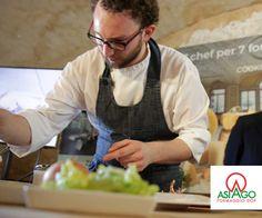 Alessio Longhini e Formaggio Asiago DOP / Asiago PDO Cheese @ Caseus Veneti 2016
