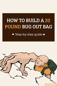 Have you ever wondered how to build an ultra lightweight bug out bag? Well, in this step-by step guide you will discover how I helped my friend Josh build a complete 20 pound survival kit from scratch - including all the 48 bug out bag list essentials that he ended up with.