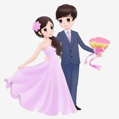 Valentine Couple Wedding Cartoon Couple Comics Couple Cartoon, Valentines Day Comics, Wedding Comics, Pink PNG Transparent Clipart Image and PSD File : Wedding Couple Cartoon, Love Cartoon Couple, Cute Couple Art, Cute Love Cartoons, Comic Couple, Wedding Couples, Cute Couples, Comic Wedding, Wedding Drawing