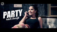 Party song by Fateh Shergill