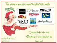 Want to lose 5-30lbs for the holidays? Join me and my fitness group this season! You may have noticed me posting over on FB about being a part of a Beachbody Challenge Group. Well, I'm enjoying it so much that I am going to help coach the next group starting Nov. 11th! You can join, too! Want to lose weight? Tone up? Do you need help getting through the holidays without eating and drinking everything in sight? This group is for you! Contact me for details: www.beachbodycoach.com/karisower
