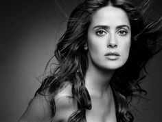 Salma Hayek Pinault, founder of Chime for Change, chimes for Justice.