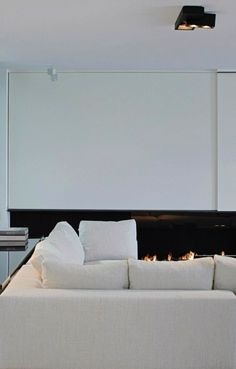 Clean lines, Residential project in Belgium by Dennis T'Jampens DTJ _