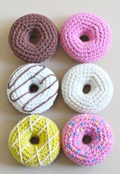 10 proyectos en crochet