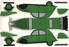Build your own 2CV