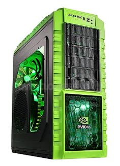 Cooler Master HAF X Gaming Tower Case - NVIDIA Edition