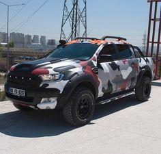 "123 Likes, 1 Comments - FolioPlus Car Wrapping®🇹🇷 (@folioplus) on Instagram: ""Ford Ranger - Kişiye Özel Kamuflaj / Custom Camouflage #wrapsocietyturkey #urbancamouflage…"""