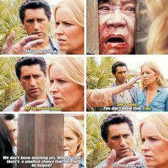 Madison & Travis #FTWD #Season1 #1x03 - The Dog