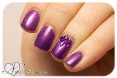 Resultado de imagen para decoracion de uñas con strass