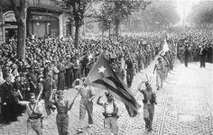 Spain - 1936. - GC - Desfile Diada el 11-09-1936