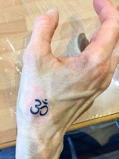 Tatuaje om