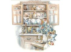 80744 Country Pantry Waterslide Ceramic Decals By The Sheet 13 12 X 11  1 pcs -- Learn more by visiting the image link.