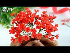 Darwin, Plants, Handmade, Youtube, Dress, Handmade Flowers, Made By Hands, Streamer Flowers, Fabric Flowers